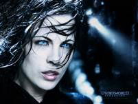 Kate Beckinsale set aside the good girl image of her 2001 Seredipity movie to take on the role of a vampire in the Underworld movies.