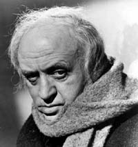 Alastair Sim as Ebenezer in the 1951 film.